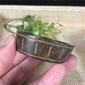 日本回流 铜器   水盆