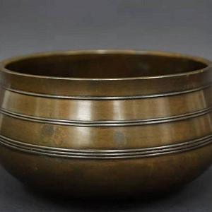老铜,钵式炉 民国