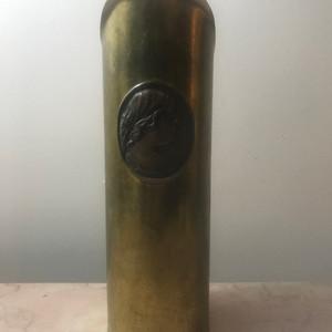7507 欧洲回流铜杯