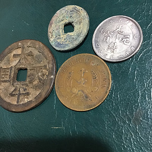 古代钱币之一组