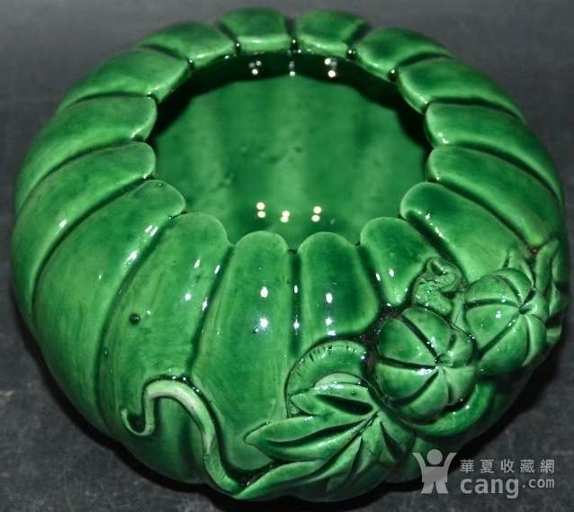 英国回流之孔雀绿雕塑南瓜洗图4