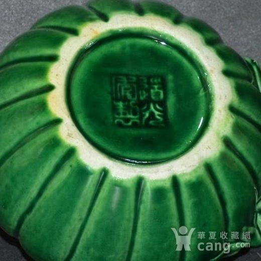 英国回流之孔雀绿雕塑南瓜洗图6
