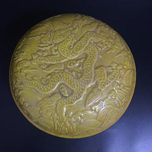 龙纹珠宝盒