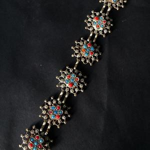 8071欧洲回流嵌宝银项链