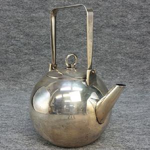 本场压轴,龙文堂 安之介银壶