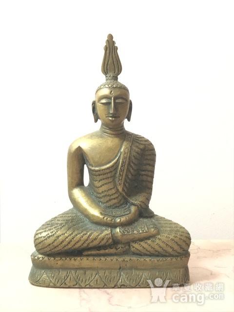 7522 十九世纪佛造像图2