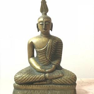 7522 十九世纪佛造像