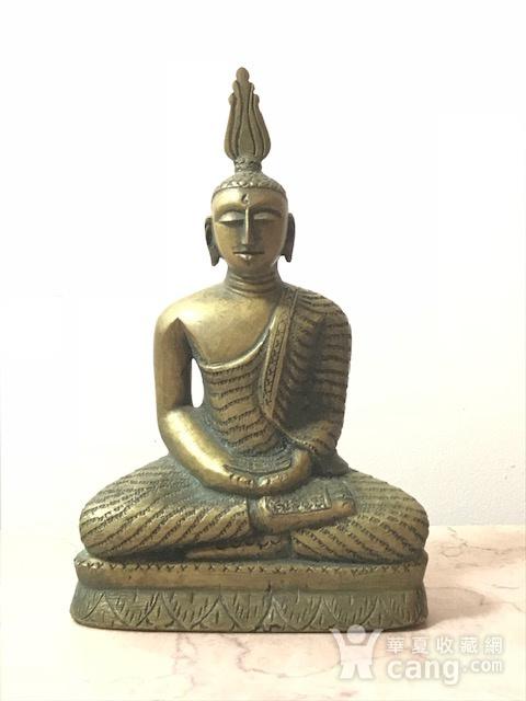 7522 十九世纪佛造像图1