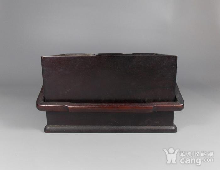 老红木提梁盒图4