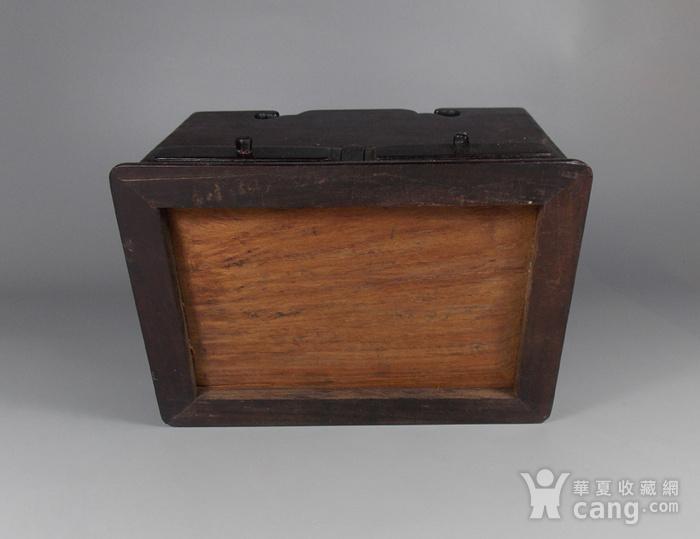 老红木提梁盒图6