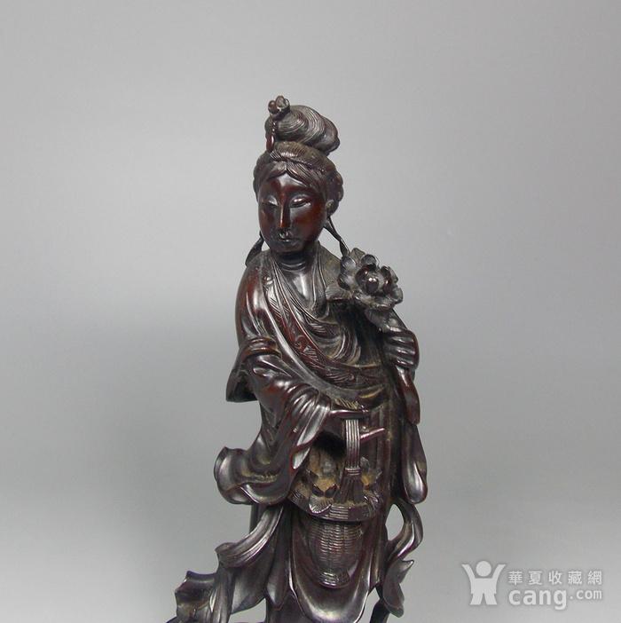 民国黄杨木雕�肮孟资偻�2