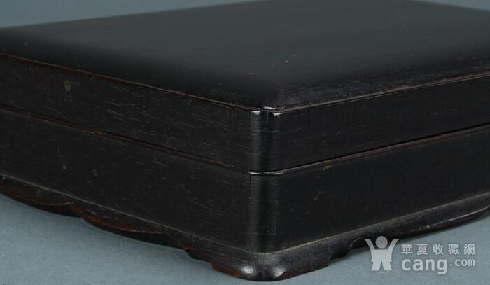 老红木砚盒图5