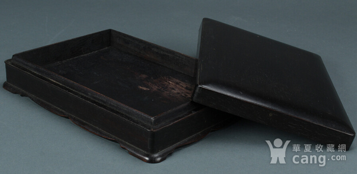 老红木砚盒图4