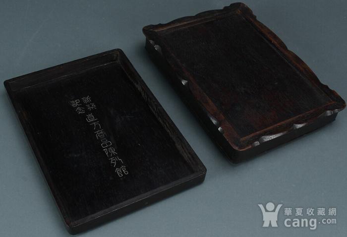 老红木砚盒图3