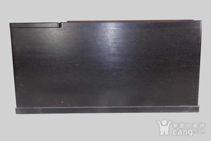 老红木长方大型暖炉图6
