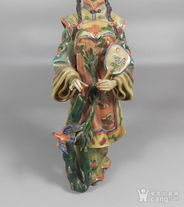 民国石湾窑名家人物造像图3