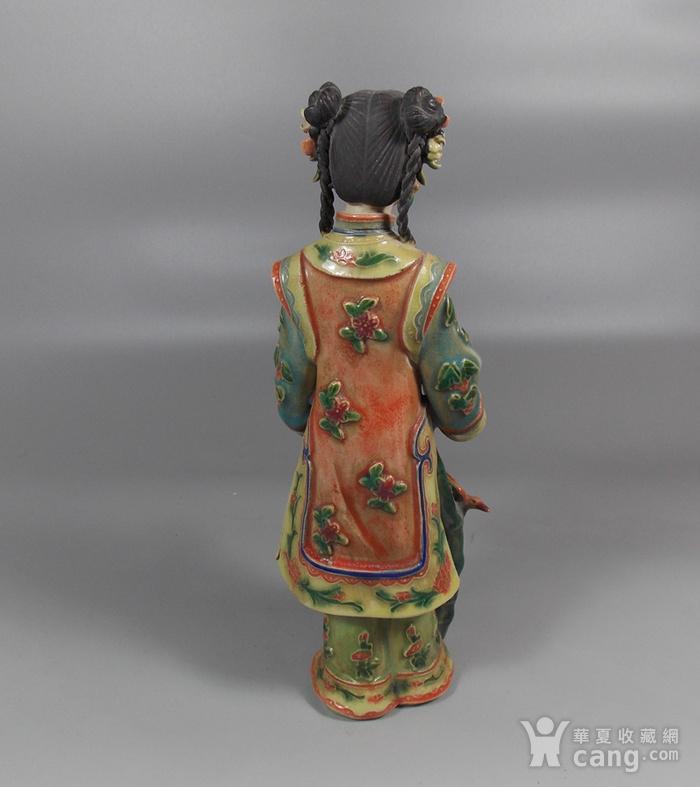 民国石湾窑名家人物造像图7