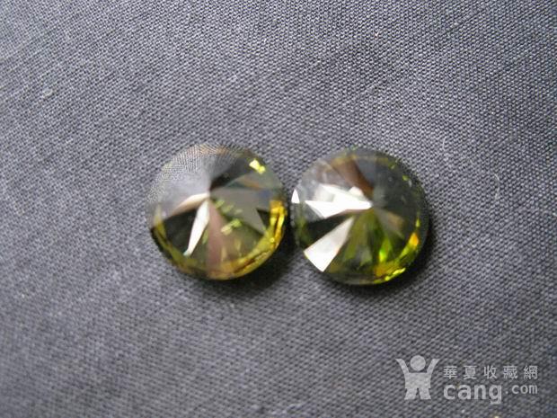 榄绿宝石钻戒图4