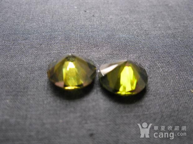 榄绿宝石钻戒图3