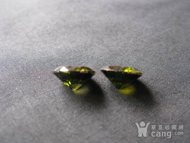 榄绿宝石钻戒图6