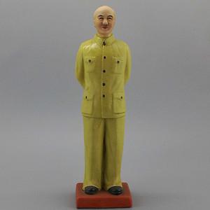 大火窑颜色釉蒋介石塑像