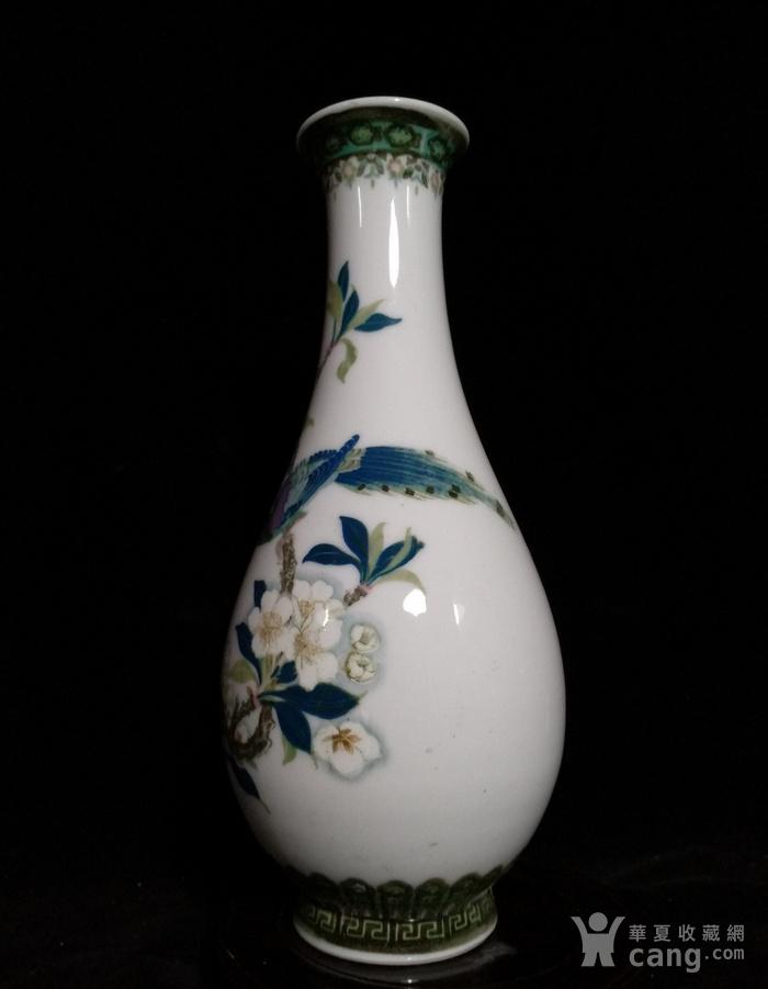 英国回流的创汇时期醴陵瓷瓶图3