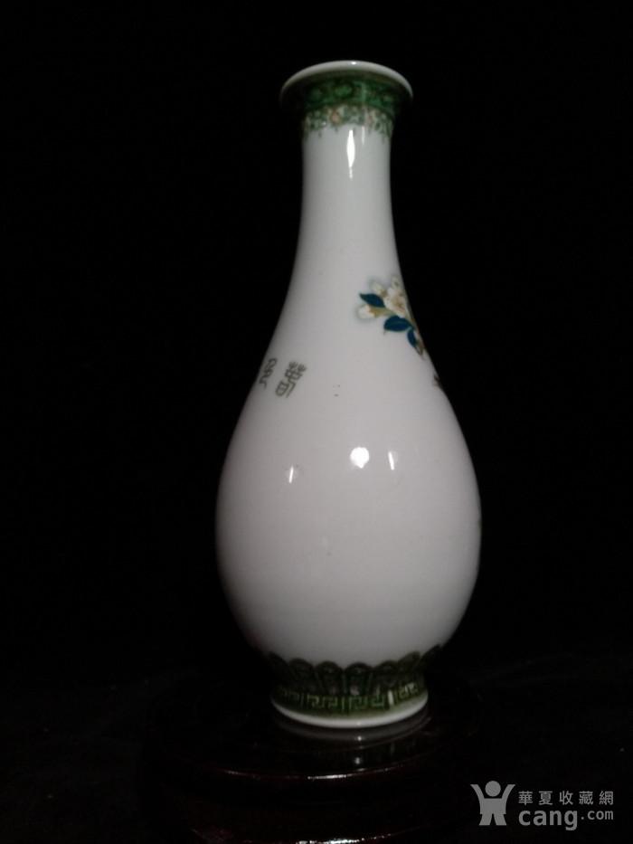 英国回流的创汇时期醴陵瓷瓶图5