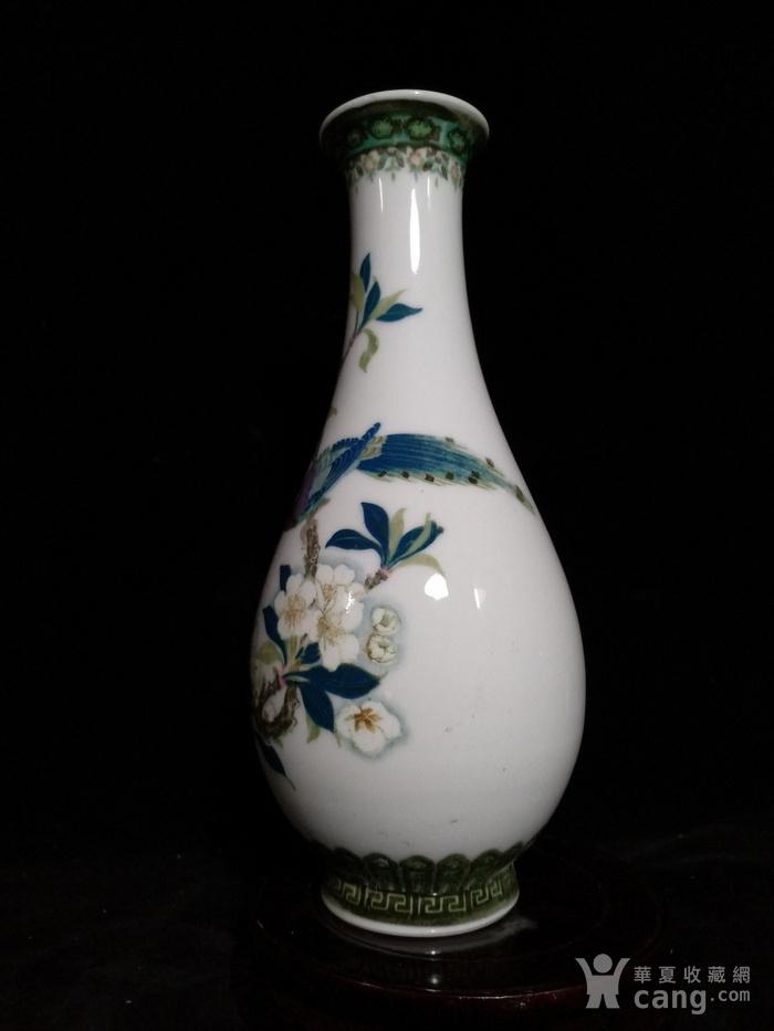 英国回流的创汇时期醴陵瓷瓶图9