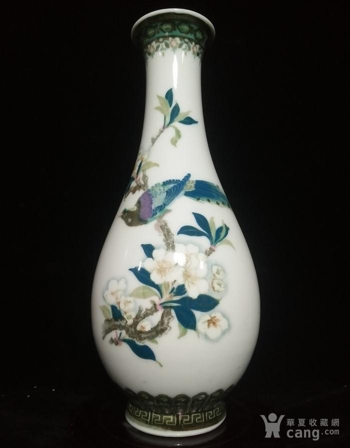 英国回流的创汇时期醴陵瓷瓶图10