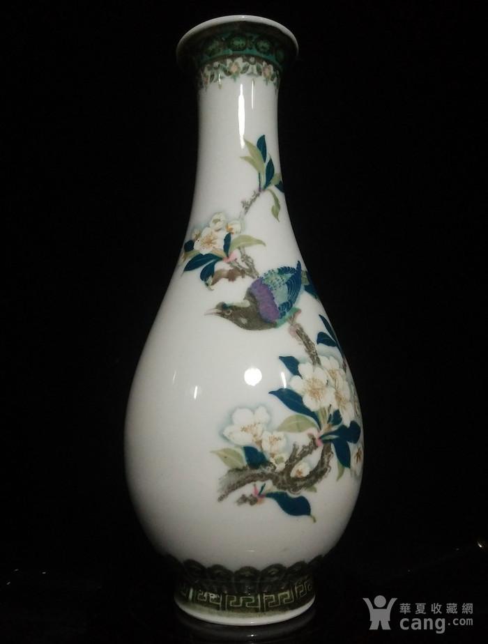 英国回流的创汇时期醴陵瓷瓶图11