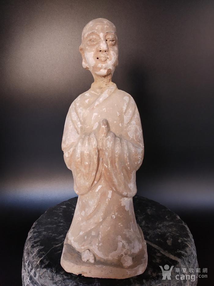 压轴重器 珍藏品 陶俑罗汉图1