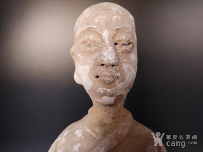 压轴重器 珍藏品 陶俑罗汉图6