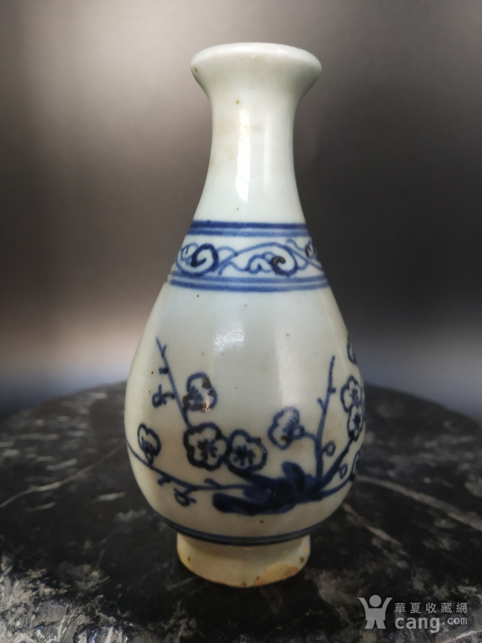 晚清青花瓶图2