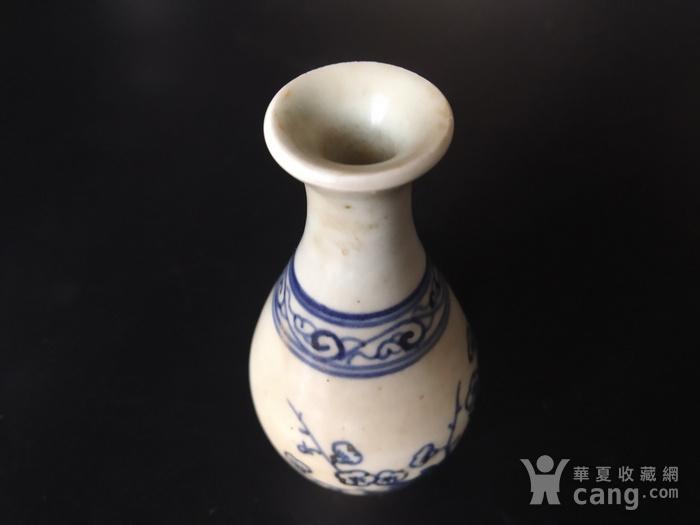 晚清青花瓶图4