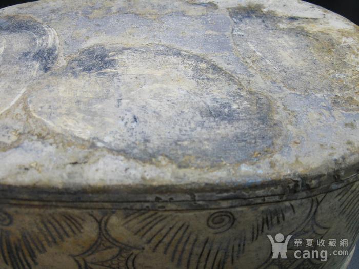 收藏级精品  磁州窑婴戏瓷枕图12