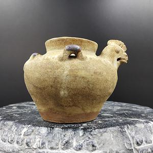 压轴重器 陶罐鸡头壶