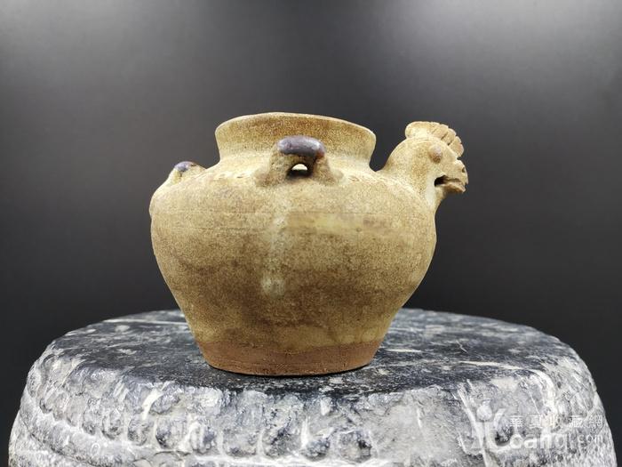 压轴重器 陶罐鸡头壶图1
