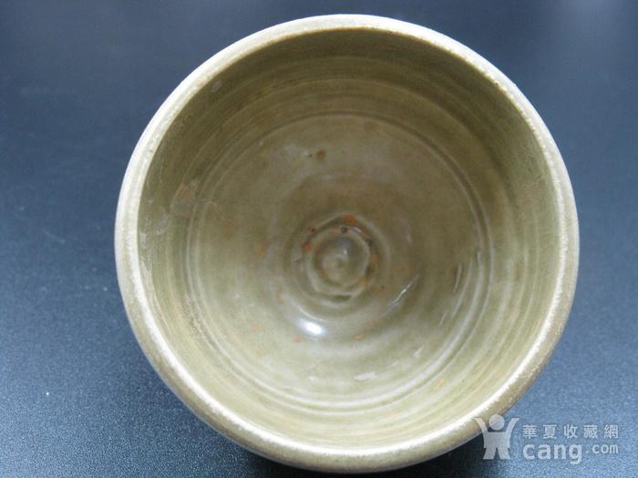 宋龙泉窑莲花杯图5
