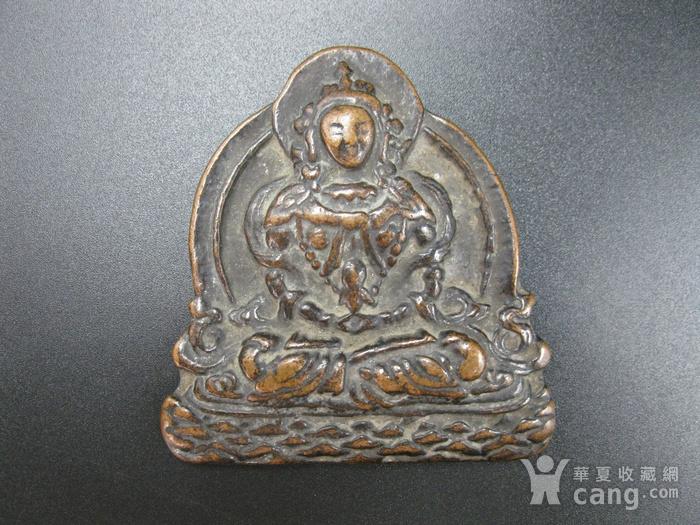 清代 藏传佛图4