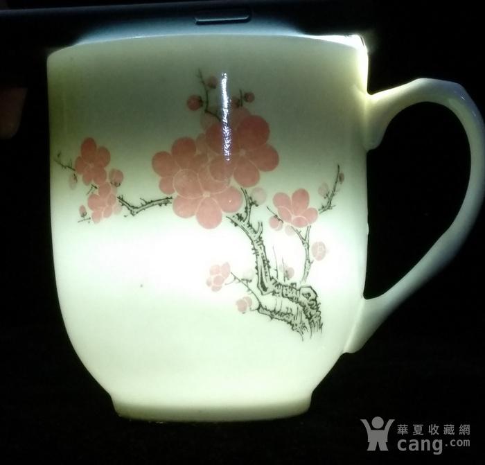 英国回流的湖南醴陵瓷杯图1