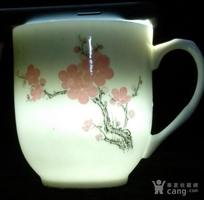 英国回流的湖南醴陵瓷杯图8