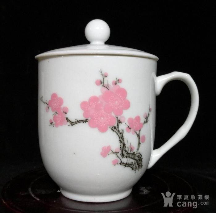 英国回流的湖南醴陵瓷杯图2