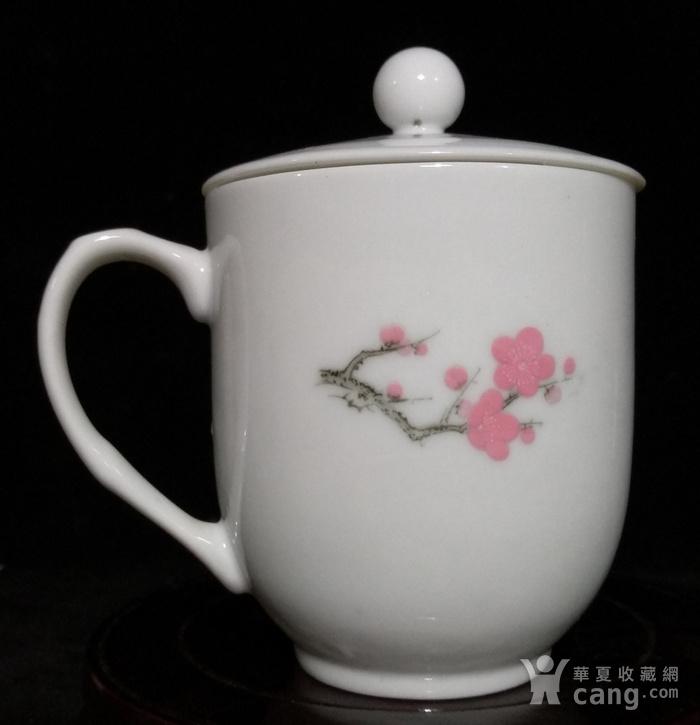 英国回流的湖南醴陵瓷杯图4