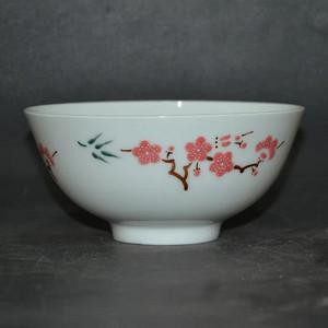 英国回流的中国瓷碗