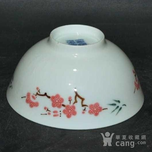 英国回流的中国瓷碗图2