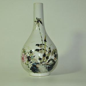 89十年代仿民国瓷瓶