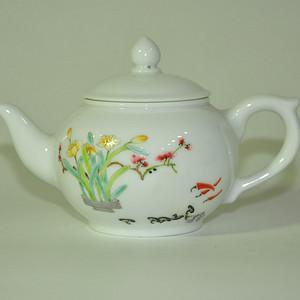 80 90年代纯手绘小茶壶