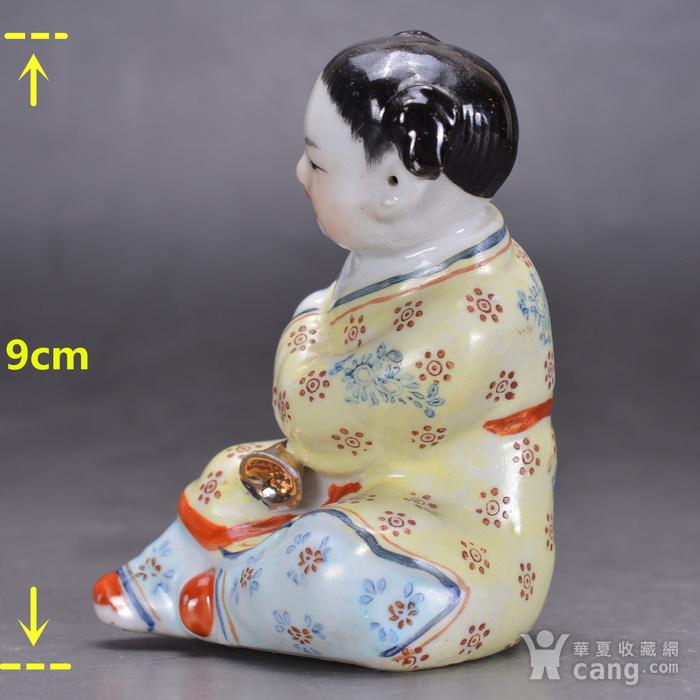 景德镇雕塑瓷厂 瓷人图2