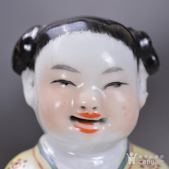 景德镇雕塑瓷厂 瓷人图5