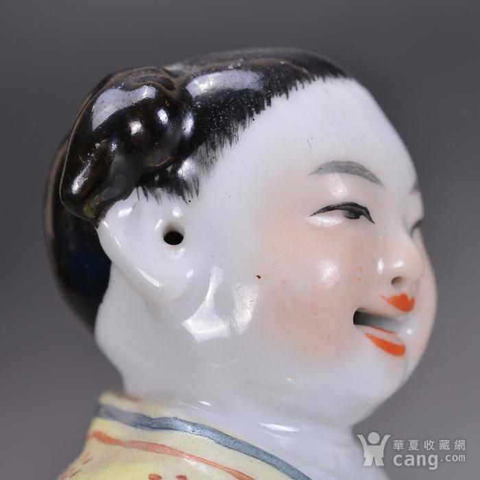 景德镇雕塑瓷厂 瓷人图6